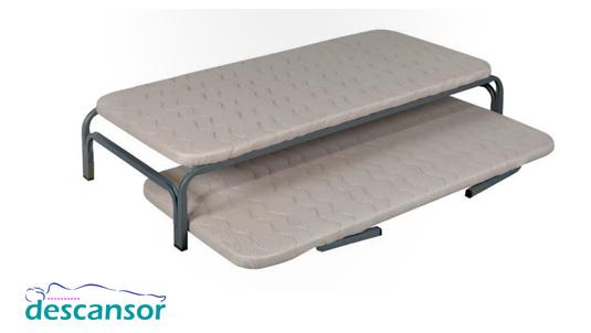 Bases tapizadas descansor para comprar online o en tiendas - Fabricar cama nido ...